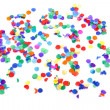 colorful confetti — Stock Photo #4203626