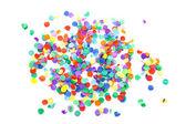 Colorful confetti — Stock Photo