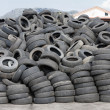 Used tires — Stock Photo #4622273