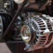 Stock Photo: Alternator