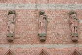 Steinfiguren Stone figures — Stock Photo