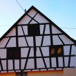 Fachwerkhaus Half-timbered house - Stock Photo
