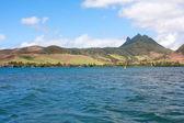 West Coast Mauritius — Stock Photo