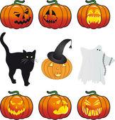 Halloween vector — Stock Vector