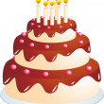Cake vector — Stock Vector #5343700