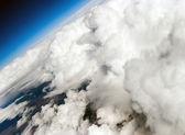 Cloud scape — Stockfoto