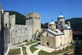 Monastery Manasija — Stock Photo