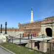 Stock Photo: Belgrade fortress