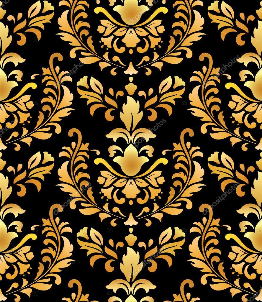 Black Gold Glitter Chevron Archives  Instant Download