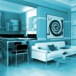 Modern interior — Stock Photo #4159547