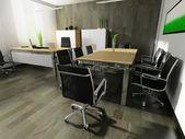 Intérieur moderne de bureau — Photo