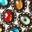 Royalty-Free Stock Photo: Color brooches