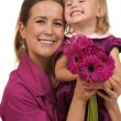 Mothers Day or Birthday Gift — Stock Photo #4130420