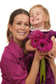 Mothers Day or Birthday Gift — Stockfoto