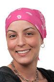 Survivant du cancer — Photo
