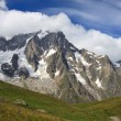 Stock Photo: Grandes Jorasses