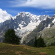 Mont Blanc — Stock Photo #3982387