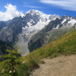 Mont Blanc — Stock Photo #3982418