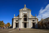 Basilica di Santa Maria degli Angeli — Stock Photo