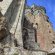 Sacra di San Michele — Stock Photo