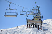 Paganella ski - Trentino — Stock Photo