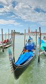 Gondola. — Foto de Stock