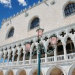 Doge's palace, — Stock Photo