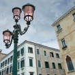 Stock Photo: Streetlamp.