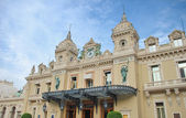 The Casino Monte-Carlo, Monaco. — Stock Photo