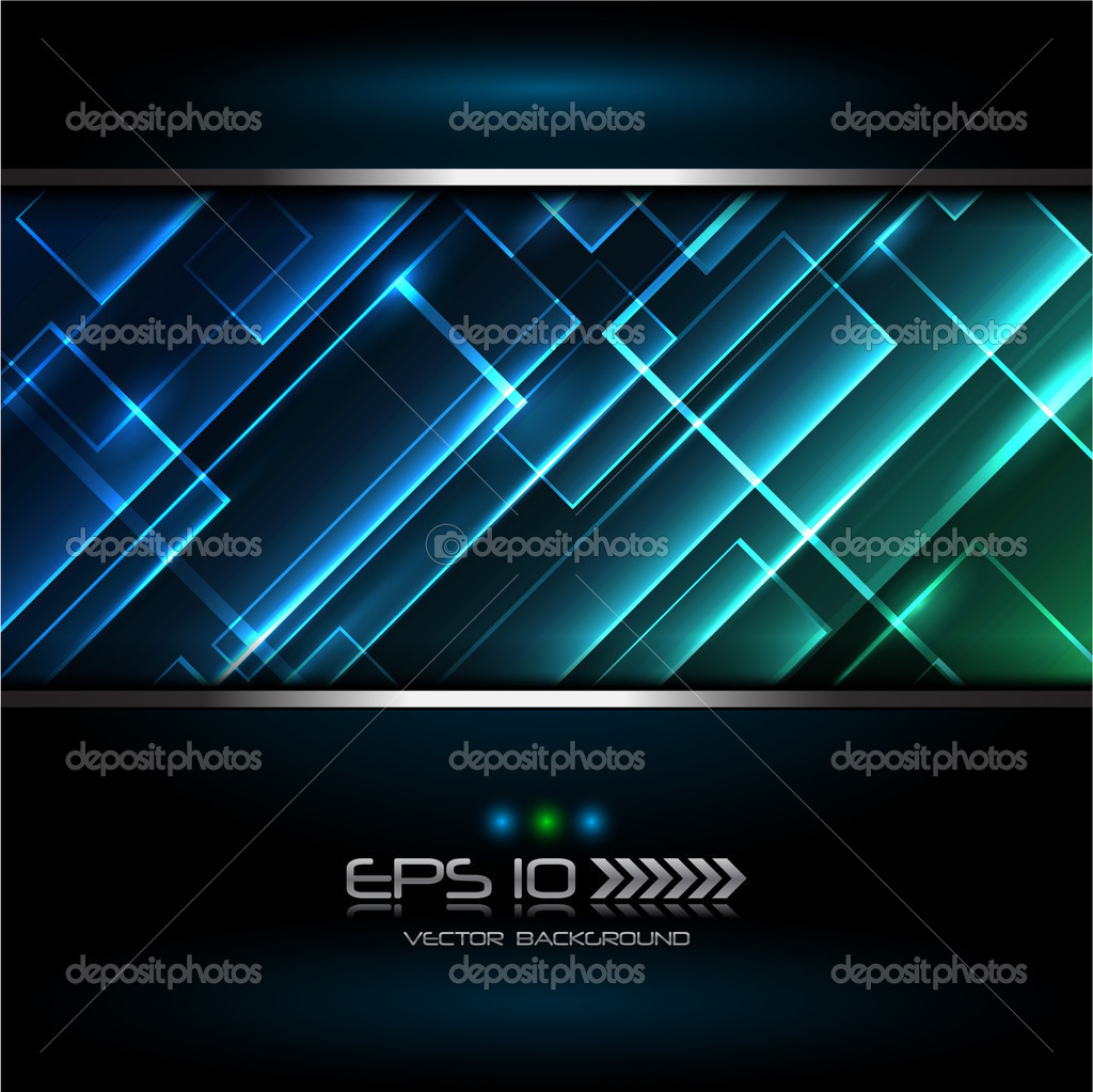 Vector abstract background — Imagens vectoriais em stock #4054012