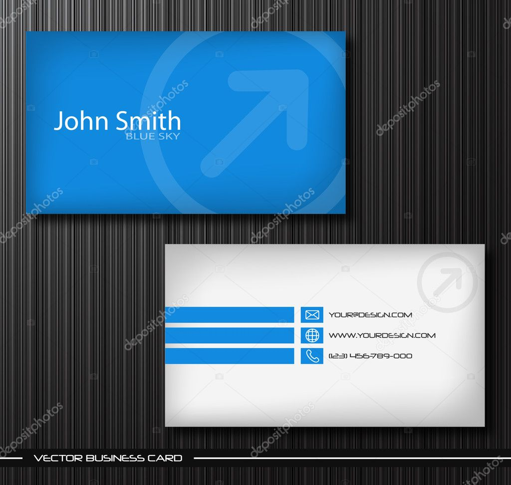 Download Business Card Template