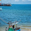 Hua Hin fishing boat 01 — Stock Photo