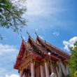 Hua Hin Temple 01 — Stock Photo