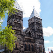 Lund Cathedral 01 — Stock Photo