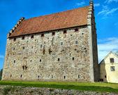 Замок Глиммингехус Замок Панорама 11 — Стоковое фото