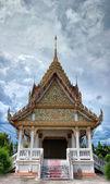 Hua hin tempel 03 — Stockfoto
