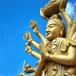 Multi armed buddha 01 — Stock Photo