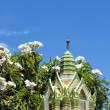 Stock Photo: Thai spirit house 01