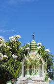 Thajské duši dům 01 — Stock fotografie
