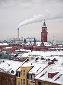Helsingborg winter 01 — Stock Photo