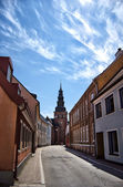 Ystad church 03 — Stock Photo