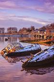 Bowling harbour 03 — Stok fotoğraf