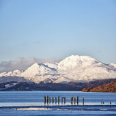 Loch lomond 01 — Stock Photo