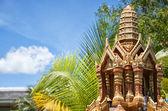 Thai spirit house 03 — Stock Photo