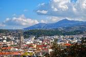 Rethymnon görünümü — Stok fotoğraf
