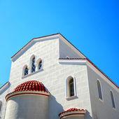 White church on crete 05 — Stockfoto