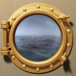 Stock Photo: Porthole