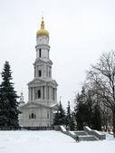 Orthodoxe kathedraal — Stockfoto