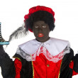 Stock Photo: Black Piet