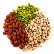 Various legumes — Stock Photo
